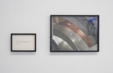Installation view, Tamara Sussman