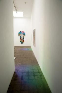 "Installation view, ""The White Album,"" Richard Telles Fine Art, Los Angeles"