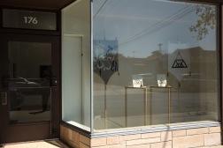 Installation view of Semi-Tropic Spiritualists, Richard Telles Fine Art, Martel Gallery, Los Angeles