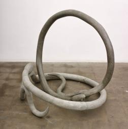 Kathleen Ryan More is More Snake Bracelets, 2014 45 x 48 x 45 inches (114.3 x 121.9 x 114.3 cm) Concrete, rebar