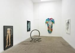 "Installation view of ""The White Album,"" Richard Telles Fine Art, Los Angeles"