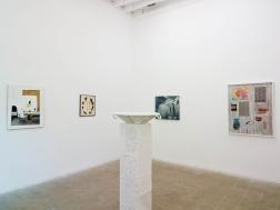 "Installation view of ""The White Album,"" Richard Telles Fine Art, Martel Gallery, Los Angeles"