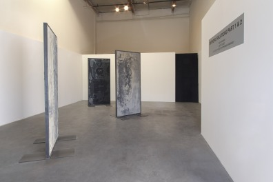 Installation view of Entropic Relations Part 1: Rod Fahmian